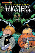 Adolescent Radioactive Black Belt Hamsters Vol 1 3