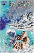Battlestar Galactica Zarek Vol 1 1-F