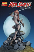 Red Sonja 10 Cover B
