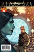 Stargate Vala Mal Doran Vol 1 1-B