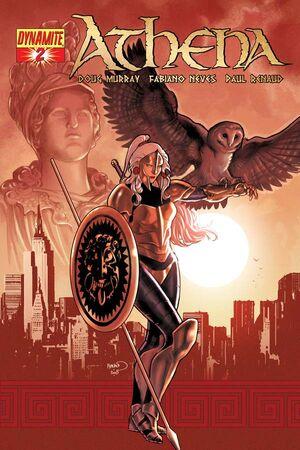 Athena 02 Cover A
