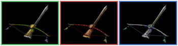 DW Strikeforce - Blade Bow 3