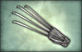 1-Star Weapon - Iron Claws