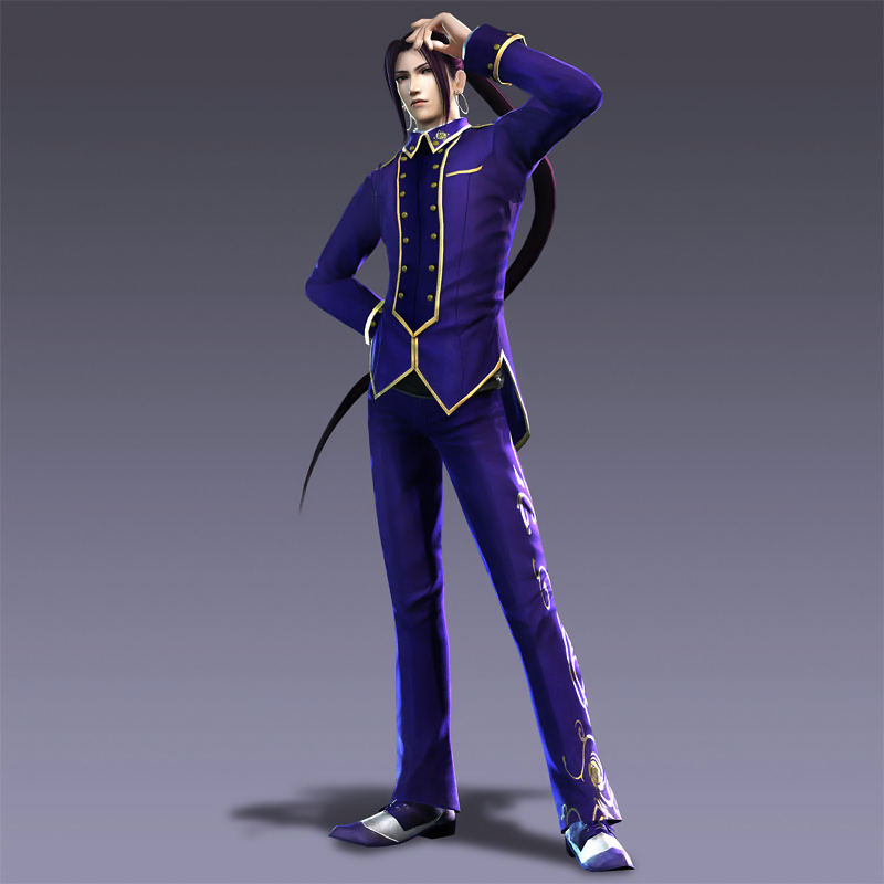 Warriors Orochi 3 Ultimate Dlc Weapons: Image - ZhangHe-dw7-dlc-School Of Wei.PNG
