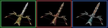DW Strikeforce - Blade Bow 12