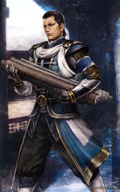 Zhuge Dan 15th Anniversary Artwork (DWEKD)