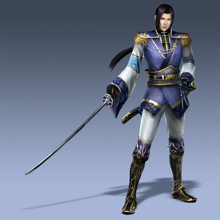 Warriors Orochi 3 Ultimate Nobunaga Oda: AkechiMitsuhideplz (Mitsuhide)