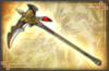 Dagger Axe - 4th Weapon (DW7)