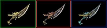 DW Strikeforce - Twin Daggers 8