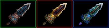 DW Strikeforce - Great Sword 9
