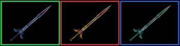 DW Strikeforce - Sword 26