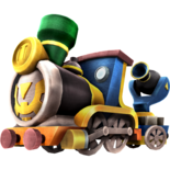 Toon Link - Spirit Train (HWL)