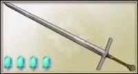 Heavy Iron Sword (AWL)