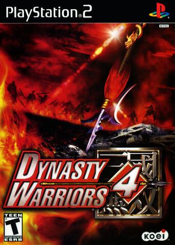 File:Dynasty Warriors 4 Case.jpg