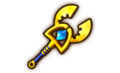 Sand Wand - 2nd Weapon (HW)