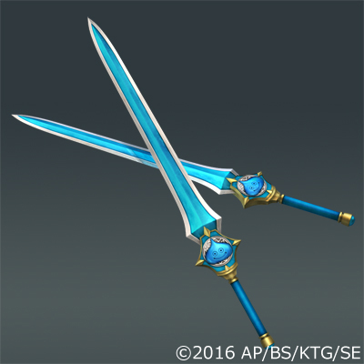 File:Slime Twin Swords (DQH2 DLC).jpg