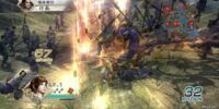 Dynasty Warriors 6/Weapon Movesets