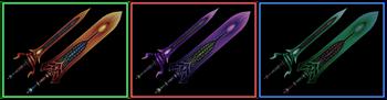 DW Strikeforce - Twin Swords 10