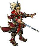Dynasty Warriors DS - Sun Jian