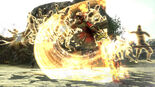 Flame Sword Screenshot (DW8 DLC)