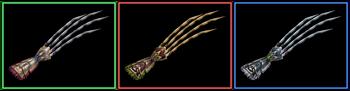 DW Strikeforce - Claws 7