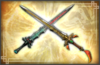 Twin Swords - 4th Weapon (DW7)