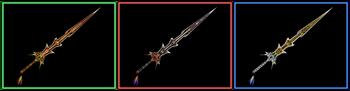 DW Strikeforce - Sword 27