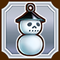 Ice Big Poe's Snowman Doll (HW)