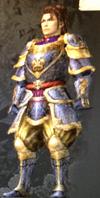 Rival Warlord's Armor (Kessen III)