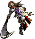 Dynasty Warriors DS - Zhou Yu