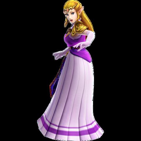 File:Zelda Costume 3 - HW DLC.png