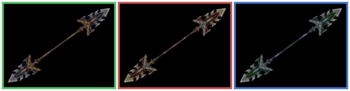 DW Strikeforce - Dual Spear 8