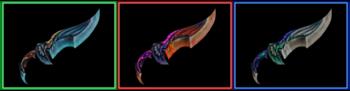 DW Strikeforce - Twin Daggers 11