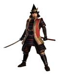 Mitsuhide Akechi Render (SP - NATS)