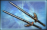 Swallow Swords - 3rd Weapon (DW8)