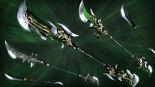 Shu Weapon Wallpaper 14 (DW8 DLC)