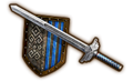 Sword & Shield - 1st Weapon (HW)