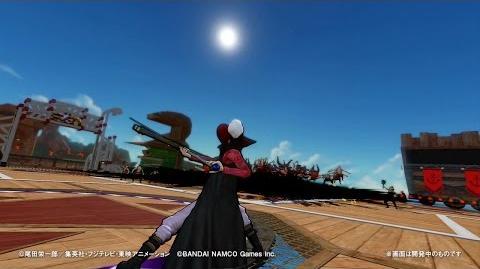 PS4・PS3・PS Vita「ワンピース 海賊無双3」 プレイ動画【ジュラキュール・ミホーク】篇