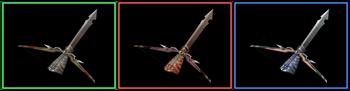 DW Strikeforce - Blade Bow 2