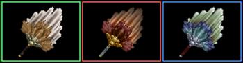 DW Strikeforce - Feather Fan