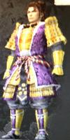 Flamboyant Armor (Kessen III)