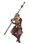 Hideyoshi Toyotomi Render (SW)