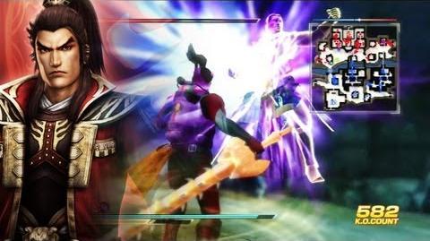 真・三國無双7 孫権 焔刃剣「秘蔵武器獲得戦」修羅 - DLC Flaming Sword Gameplay - Dynasty Warriors 8