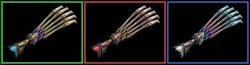 DW Strikeforce - Claws 12