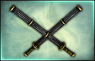 Twin Rods - 2nd Weapon (DW8)