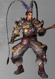 DW5 Lu Bu Alternate Outfit