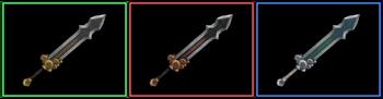 DW Strikeforce - Sword 2