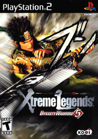 Dynasty Warriors 5 XL Case