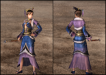 Edit Female Outfit - Sacred Gown (DW5)