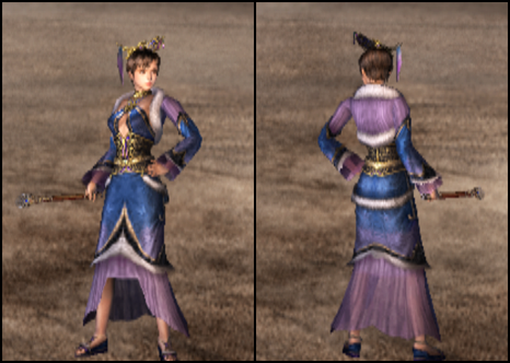 File:Edit Female Outfit - Sacred Gown (DW5).png